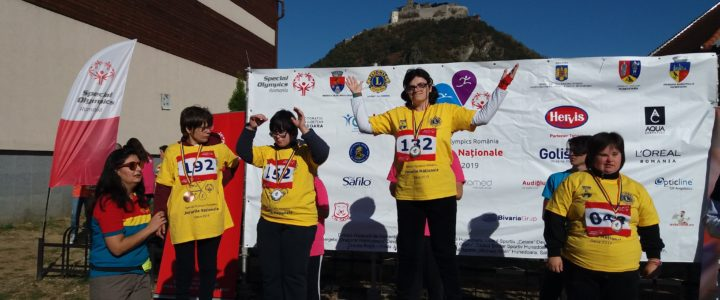 Jocurile Nationale Special Olympics Romania – 22-24.09.2019